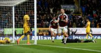 Ashley Barnes: Grabbed the winner