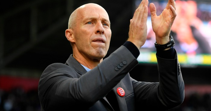 Bob Bradley: Struggling to get results at Swansea