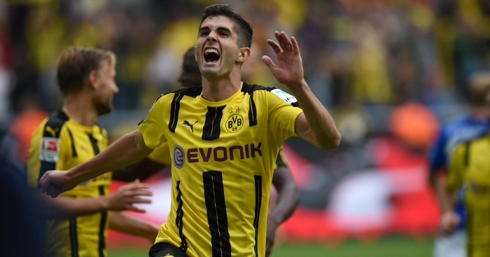 Christian Pulisic: Winger catching the eye for Dortmund