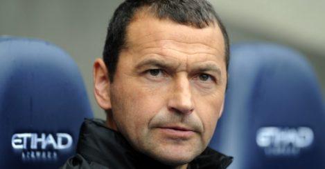 Colin Calderwood: Coach formerly managed Nottingham Forest