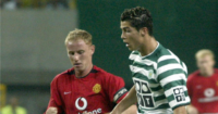 Cristiano Ronaldo: Forward impressed against Man Utd