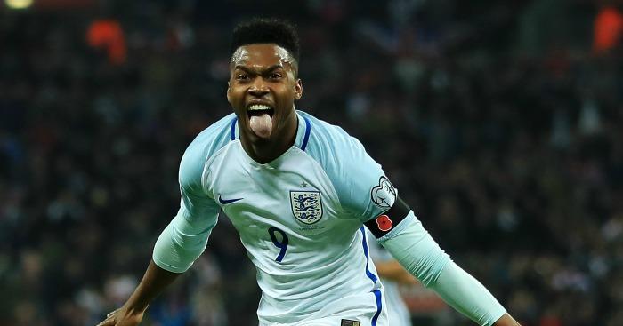Daniel Sturridge: Striker scores for England against Scotland