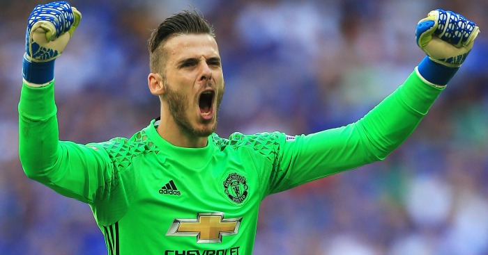 11b919fba Manchester United are ready to turn to an unexpected source to replace David  De Gea should ...
