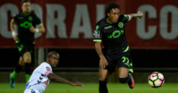 Gelson Martins: Reported United target