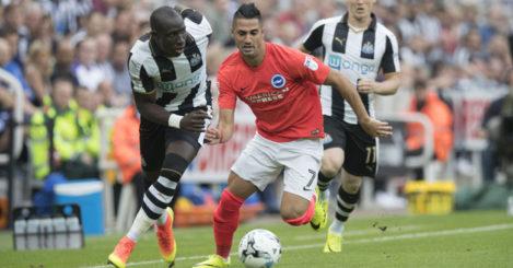 Beram Kayal: Still missing for Brighton