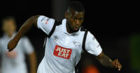 Abdoul Camara: Back in contention for Derby
