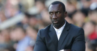 Jimmy Floyd Hasselbaink: Set to be replaced by Tim Sherwood