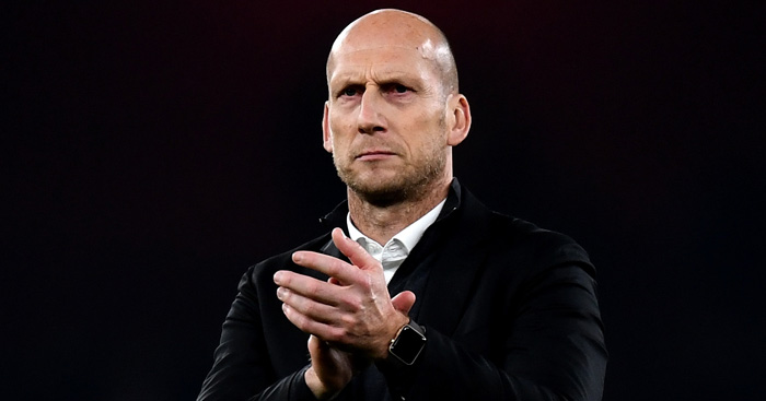 Jaap Stam: Side taken to the cleaners