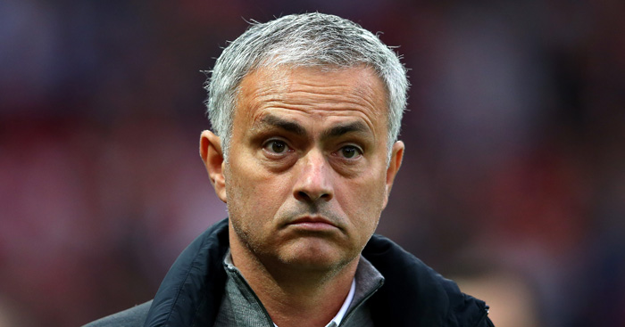 Jose Mourinho: Managed fine with touchline ban