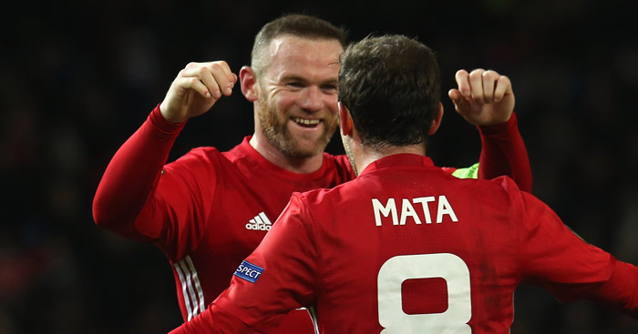Wayne Rooney: Now just one short of United record