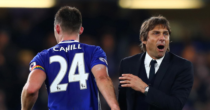 Antonio Conte: Too early for title talk, says boss
