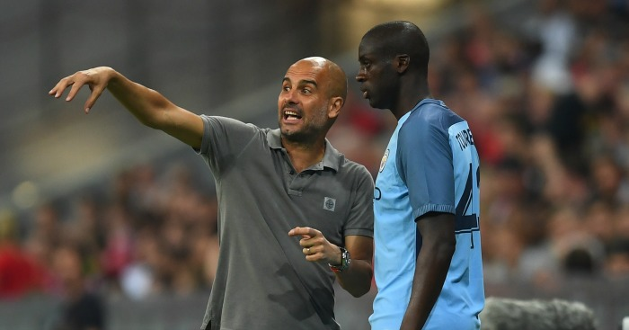 Pep Guardiola & Yaya Toure: Duo's problems solved?