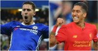 Eden Hazard & Roberto Firmino: In fine form this weekend