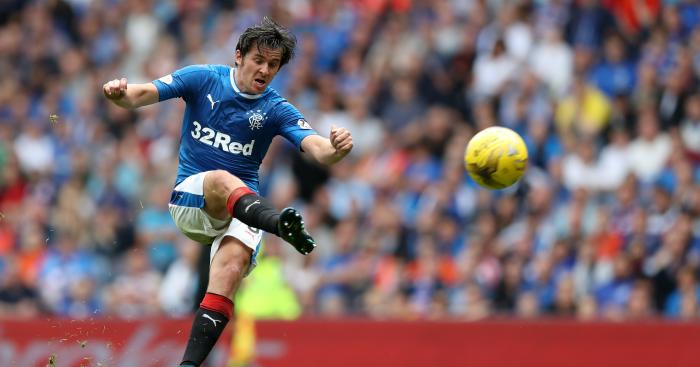 Joey Barton: Midfielder ill-fated spell over
