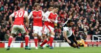 Laurent Koscielny: Defender concedes penalty