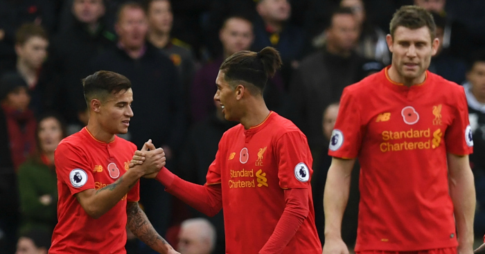 Liverpool: Romp to win over Watford
