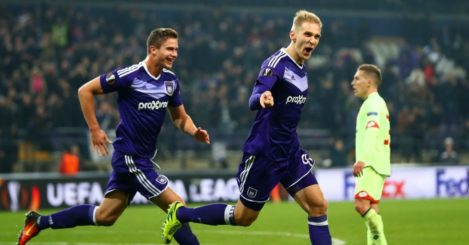 Lukasz Teodorczyk: Striker impressing on loan at Anderlecht