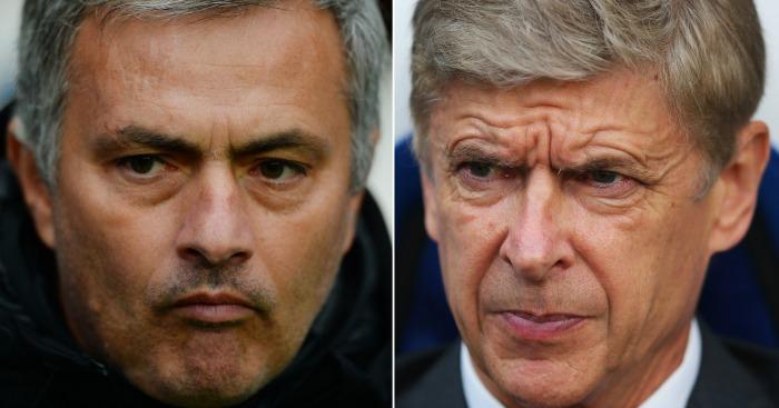 Wenger adds fuel to recent Mourinho spat with 'kindergarten' claim