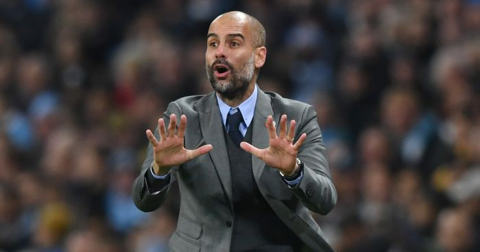 Pep Guardiola: Wants big game mentality