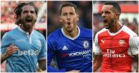 Allen, Hazard & Walcott: All honoured