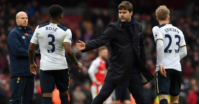 Mauricio Pochettino: Can take satisfaction from draw at Arsenal