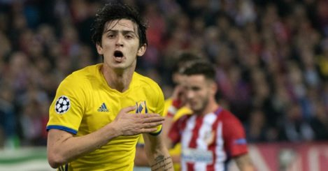 Sardar Azmouni: Linked with Liverpool move