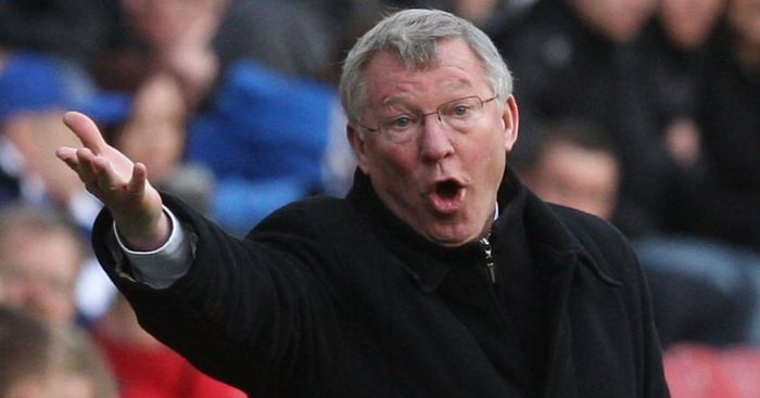Sir Alex Ferguson: Talks United