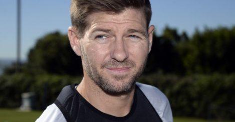 Steven Gerrard: Set to return
