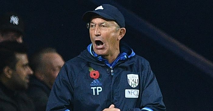 Tony Pulis: Has selection headache