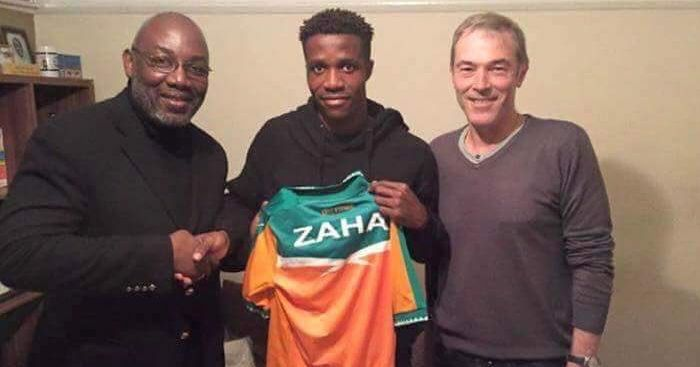 Wilfried Zaha: AFCON call-up