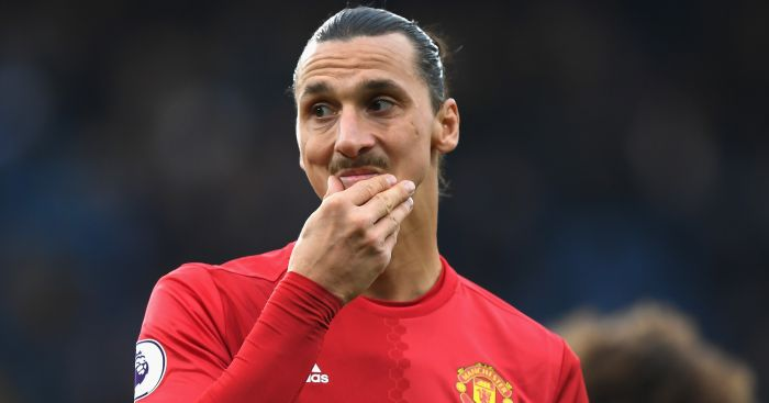 Zlatan Ibrahimovic: Looking off the pace