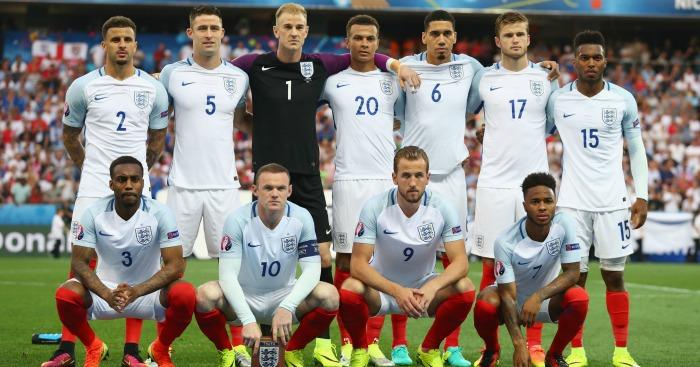England XI v Iceland