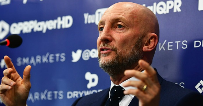 Ian Holloway: Praises in-form Washington