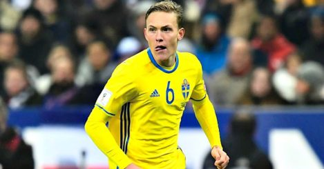Ludwig Augustinsson: Talented full-back attracting interest