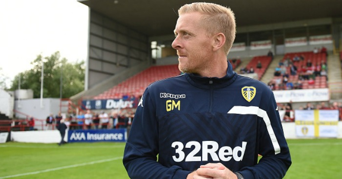 Leeds United boss Garry Monk to sign deal - report | teamtalk.com