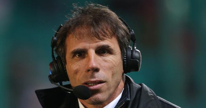 Gianfranco Zola: Back in English football with Birmingham
