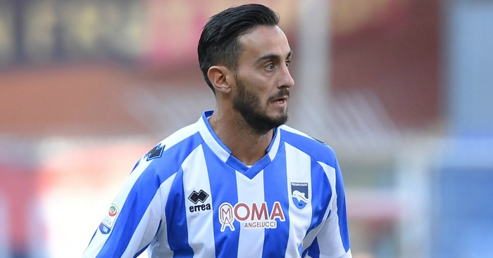 Alberto Aquilani: Free to find another club