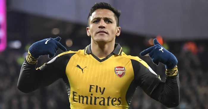 Alexis Sanchez: Wanted by Chelsea