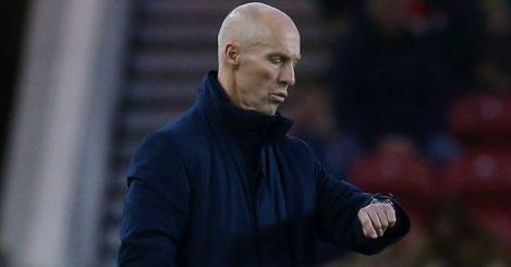 Bob Bradley: Under pressure at Swansea