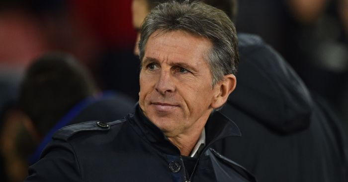 Claude Puel: Grilled on outgoing transfers