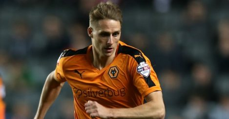 Dave Edwards: Staying at Molineux