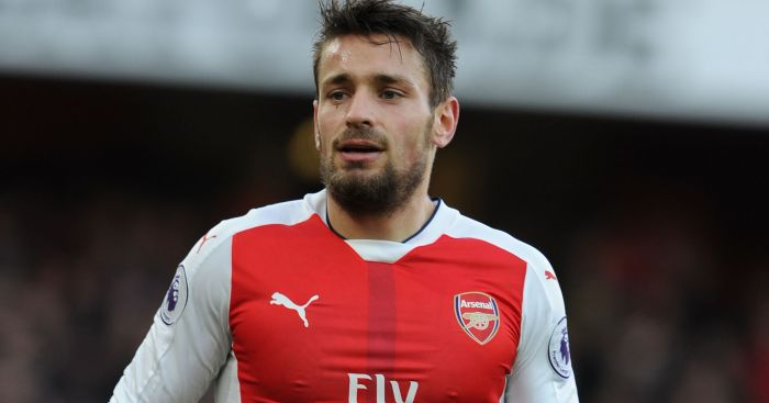 Mathieu Debuchy: Itching to leave
