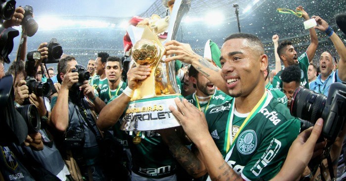 Gabriel Jesus: Man City recruit