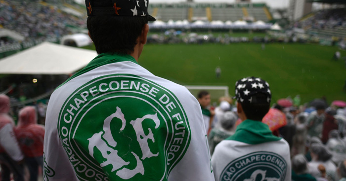 Chapecoense: Decimated by tragic loss