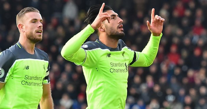 Emre Can: Juventus links not going away