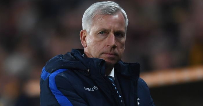 Alan Pardew: Oversees another goal-fest