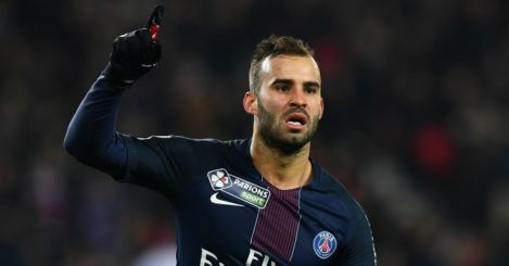 Jese Rodriguez: Limited game time at PSG