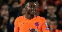 Quincy Promes: Plays down Liverpool switch