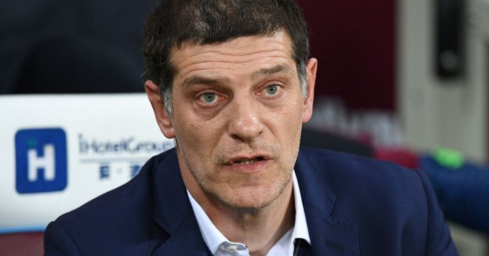 Slaven Bilic: Discusses West Ham rumours