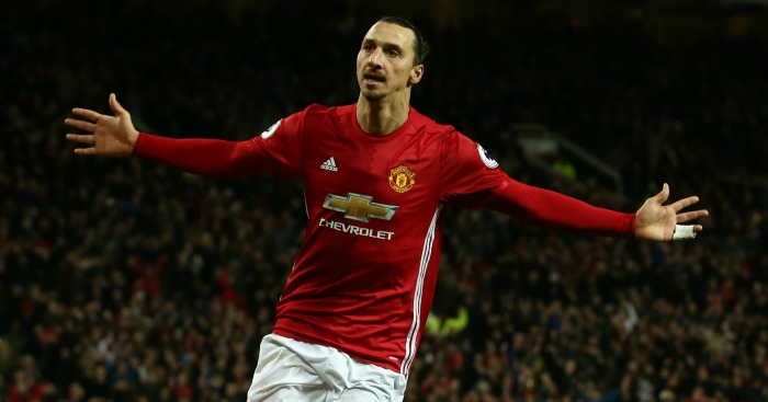 Zlatan Ibrahimovic: Wanted until 2019 at United